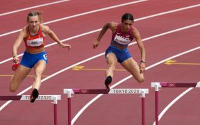 Sydney Mclaughlin Smashes Her Own 400M Hurdles World Record To Take Gold