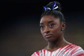 Simone Biles Makes Emotional Return Home After Olympics