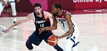 Olympics: Us Beat France To Win 16Th Men's Basketball Gold