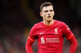 Jurgen Klopp Says Liverpool 'Got Lucky' With Andy Robertson's Ankle Injury