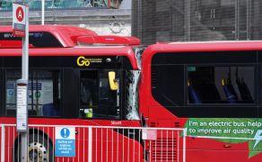 Woman Killed In Rush-Hour Bus Crash Outside London Railway Station