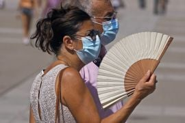 Portugal And Spain Prepare For Wildfires As Forecasters Predict Heat Wave