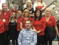 Hairdresser Who Gives Haircuts To The Homeless Gets Pride Of Cork Award