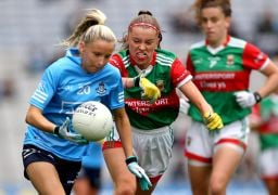 Dublin On Course For Five-In-A-Row After Beating Mayo