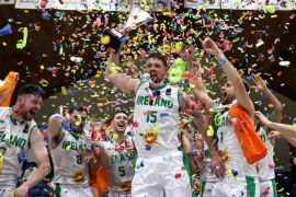 Ireland Beat Malta 97-66 To Win Fiba European Championship For Small Countries