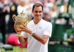 A Look Back At Roger Federer's 20 Grand Slam Triumphs