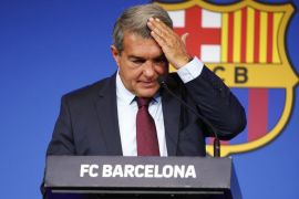Barcelona's Financial Situation 'Very Worrying' – President Joan Laporta