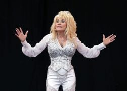 Dolly Parton Helped Fund Covid Vaccine Because 'Something Bad' Was On Its Way