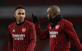 Aubameyang And Lacazette Missed Gunners' Opener After Positive Covid Tests, Club Confirms