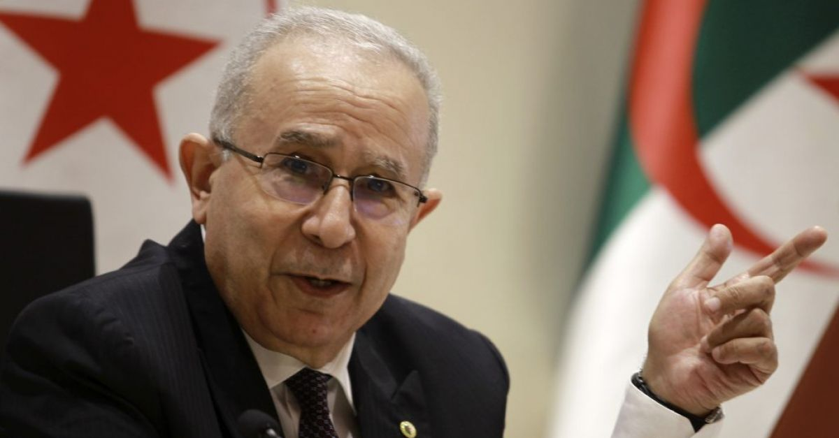 algeria breaks off diplomatic ties with neighbouring morocco