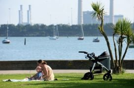 Temperatures To Hit 27 Degrees Today As Ireland's Warm Start To September Continues