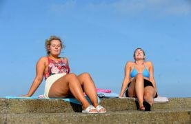 Sunny Weather Expected To Last Into Next Week