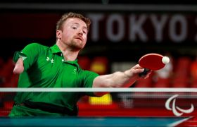 Paralympics Day One: Four Pbs For Team Ireland, Turner And Ní Riain Make Finals