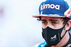 'Q'z Xwptbvrg Ewqf Mn Ndlr!!!!': Fernando Alonso Writes Coded Twitter Message