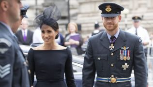 Royals Feared Meghan Would Create Spectacle After Philip's Death, Book Says