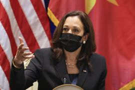 Harris Raises Human Rights Issues During Trip To Vietnam