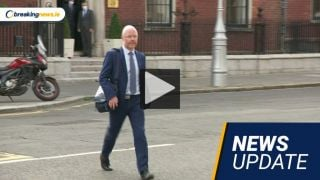Video: Lifting Of Final Restrictions, Irish In Afghanistan Latest And Mortgage Approvals