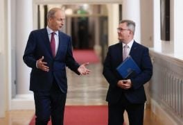 Jeffrey Donaldson Urges Issues With Brexit Protocol Be Resolved Quickly