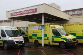 Warning Issued As Emergency Departments In North Facing 'Extreme Pressure'