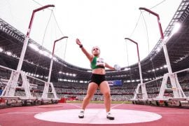 Paralympics Day Eight: Cyclist Gary O'reilly Fourth, Discus Thrower Niamh Mccarthy Fifth