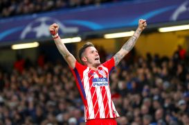Saul Gets The Call From Chelsea As The Midfielder Moves From Atletico Madrid