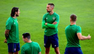 Republic Of Ireland V Portugal: Time, Channel, Team News