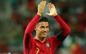 Cristiano Ronaldo Promises More International Goals After Setting Record