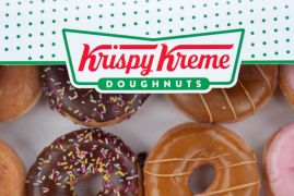 Krispy Kreme To Open Second Irish Store In Dublin