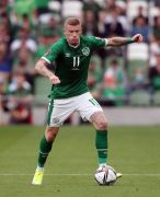 Ireland Winger James Mcclean Desperate To Play More Tournament Football