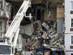 Two Killed In Gas Explosion At Block Of Flats Near Moscow