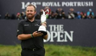 Shane Lowry Delighted With Open Return To Royal Portrush In 2025