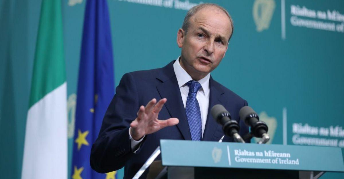 Taoiseach Says Fianna Fáil Must Achieve 'Unity' In Thought