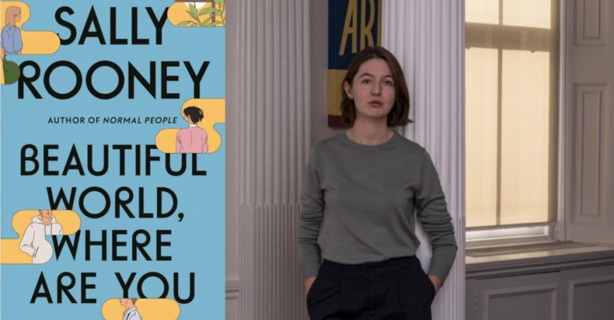 Sally Rooney's new novel becomes the best-selling fiction book of 2021
