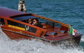 Ben Affleck And Jennifer Lopez Arrive Together In Venice For Film Festival