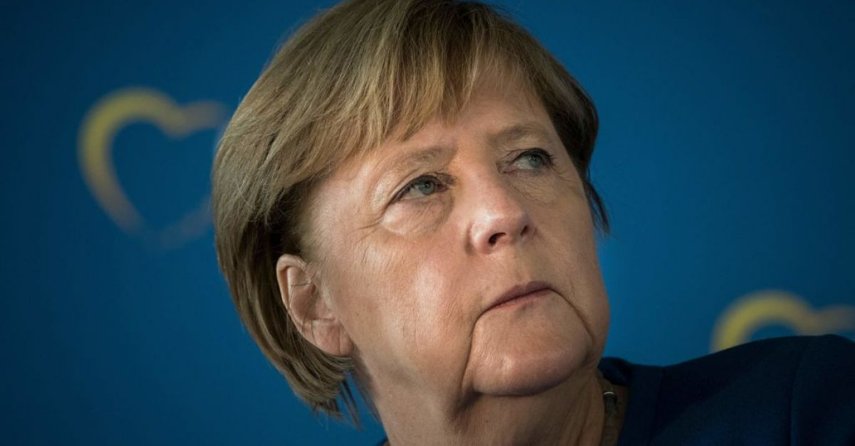 Merkel says her party faces tough elections after 16 years in power