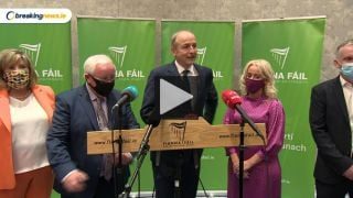 Video: Coveney No-Confidence Motion, Reopening Boost, Sláintecare Resignations