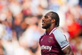 David Moyes Says Finding Back-Up For Michail Antonio Was A Transfer Window No Go