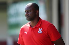 Patrick Vieira Reveals He Had Talks About Signing For Tottenham