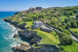 Cliff-Top Garden, Tunnelled Cellars And Film Feature Part Of €5M Deal For Howth Mansion