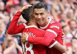 The Return Of Ronaldo Inspires Manchester United To Sensational 4-1 Win