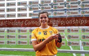 Mccormick And Kelly Star As Antrim Beat Kilkenny In Intermediate Camogie Final