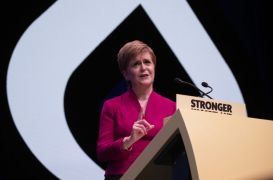 Sturgeon Hopes Uk Government Will Co-Operate For Another Independence Referendum