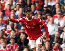 Cristiano Ronaldo In Man Utd Squad For Champions League Opener At Young Boys