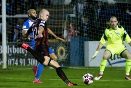 League Of Ireland: Bohemians Hold On For Win Away At Finn Harps