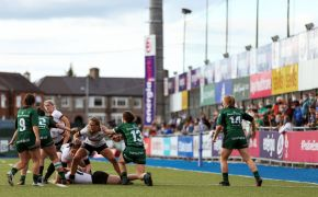 Connacht Women's Team Forced To Change In Area Surrounded By Rats And Rubbish
