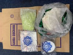 Almost €300,000 Worth Of Drugs And Cash Seized Following Searchs In Dublin And Galway