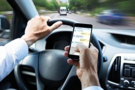 Half Of Drivers Think Phone Use By Other Motorists Is Getting Worse - Survey