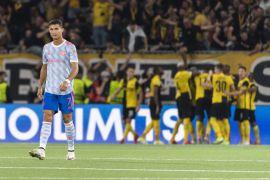 Seven Defeats In 11 Champions League Games For Man Utd Boss Solskjaer