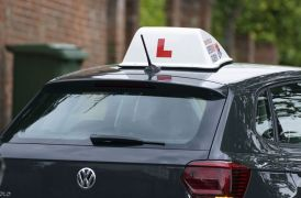 Driving Test Numbers Up 50% On Pre-Pandemic Levels In North