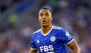 Leicester Boss Brendan Rodgers Says He Is Relaxed About Youri Tielemans' Future